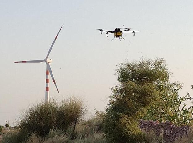 印度行业欢迎新的无人机规则 看到了50亿卢比的市场潜力