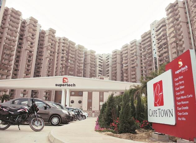 印度最高法院下令拆除高层建筑后高科技购房者紧张不安