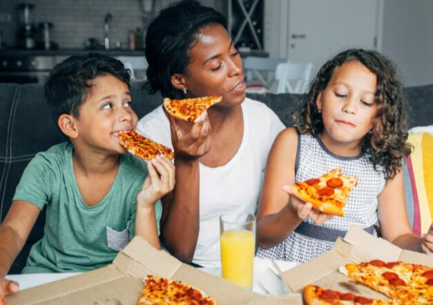 这家披萨外卖领导者在短短几天内宣布了其最新结果